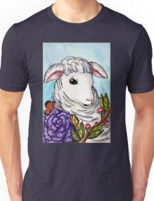 Lamb of Spring Unisex T-Shirt