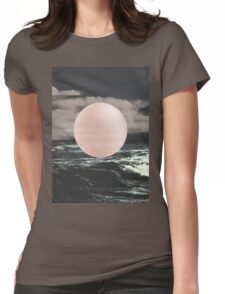Vanilla Sky Womens Fitted T-Shirt