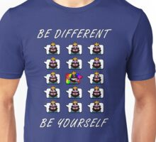 Clash Royale Be Different Unisex T-Shirt