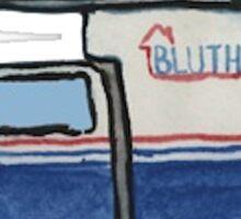 Arrested Development Sticker