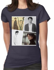 Gong Yoo Womens Fitted T-Shirt