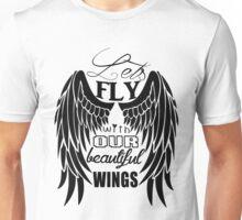 BTS - Let's Fly Unisex T-Shirt