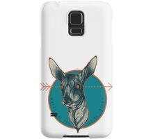 Where Are You Going, Deer? Samsung Galaxy Case/Skin