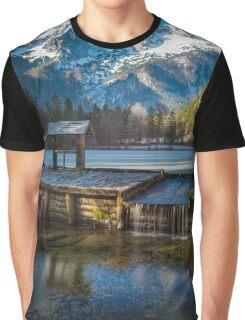 Hinterstoder, Austria Graphic T-Shirt