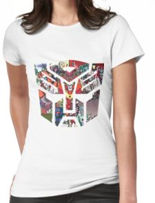 MTMTE auto Womens Fitted T-Shirt