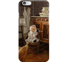 The good old days iPhone Case/Skin
