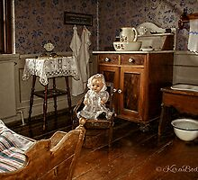 The good old days by © Kira Bodensted