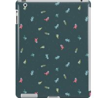 Space Cat! pattern iPad Case/Skin