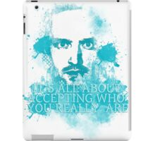 JESSE PINKMAN - QUOTE iPad Case/Skin