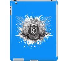 Resistance Royal Blue iPad Case/Skin