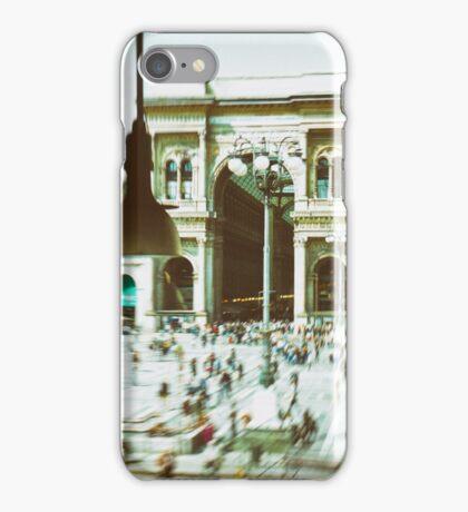 Galleria Vittorio Emanuele II - Milan, Italy iPhone Case/Skin