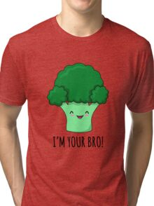 Best BRO! Tri-blend T-Shirt