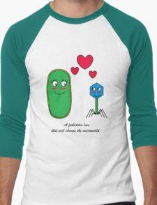 Lysogenesis Men's Baseball ¾ T-Shirt