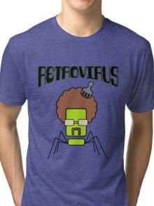 Retrovirus: old virus, new applications Tri-blend T-Shirt