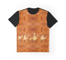 Graining- with camels inside Graphic T-Shirt