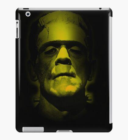 Frankenstein Monster Boris Karloff Design iPad Case/Skin