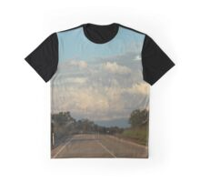 Open Bush Road Graphic T-Shirt