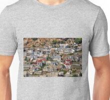Lindos Village Unisex T-Shirt
