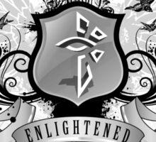 Enlightened Environmental Green Sticker