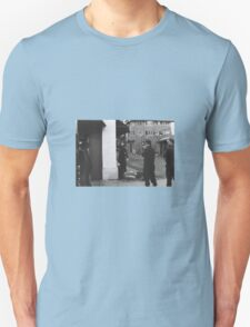 homeless man venice beach T-Shirt