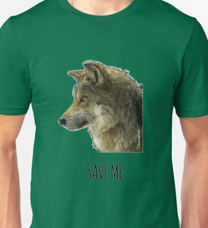 Wolf - Save Me Unisex T-Shirt