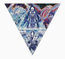 Ice Barrier Dragon Shirt by SilverHyozanryu
