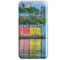 Tobermory Isle of Mull iPhone Case/Skin