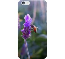 Smelling-bee iPhone Case/Skin