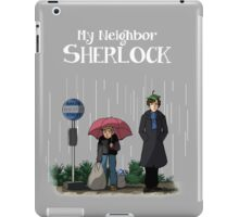 My Neighbor Sherlock iPad Case/Skin