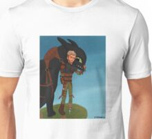 Z - How to train your dragon. Unisex T-Shirt