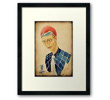 Yakuza Framed Print