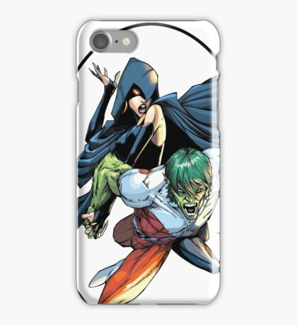 Bbrae Comic Cover Color iPhone Case/Skin