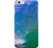 In the Barrel of the Wave iPhone Case/Skin