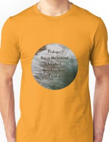 Esther 4:14 Unisex T-Shirt