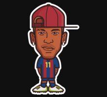 Neymar, FC Barcelona Baby Tee