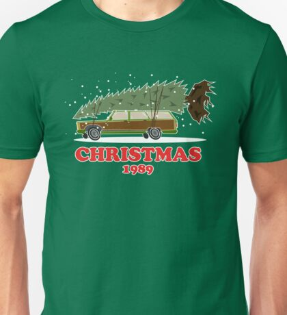 Christmas Vacation 1989 Unisex T-Shirt