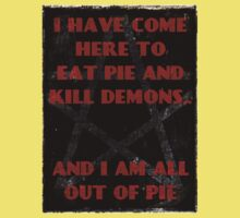 All out Of Pie Kids Tee
