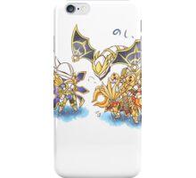 Constellar Chibi Shirt iPhone Case/Skin
