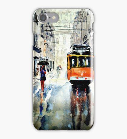 tram iPhone Case/Skin