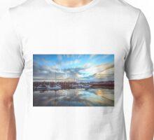 Raby Bay Dawn - Cleveland Qld Australia Unisex T-Shirt