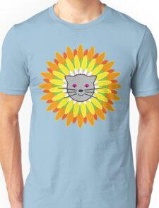 Flower cat Unisex T-Shirt