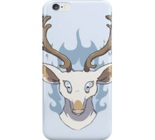 White Hart iPhone Case/Skin
