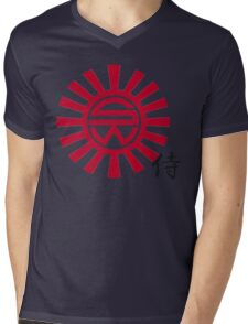 Shogun/Samurai/Sword World 2 Mens V-Neck T-Shirt
