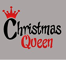 CHRISTMAS QUEEN Photographic Print