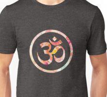 Om Aum Ohm Namaste Yoga Spiritual Hinduism Symbol Unisex T-Shirt