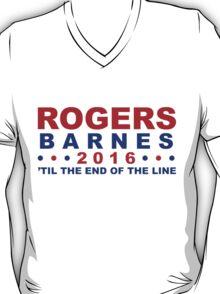 Steve Rogers for President T-Shirt