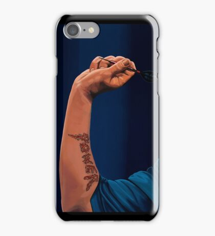 Phil Tayler The Power Painting iPhone Case/Skin
