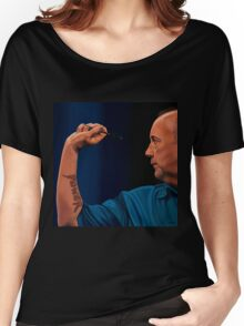 Phil Tayler The Power Painting Women's Relaxed Fit T-Shirt