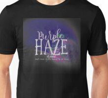 Hendrix Purple Haze Unisex T-Shirt