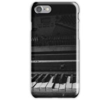 When the Keys No Longer Play iPhone Case/Skin